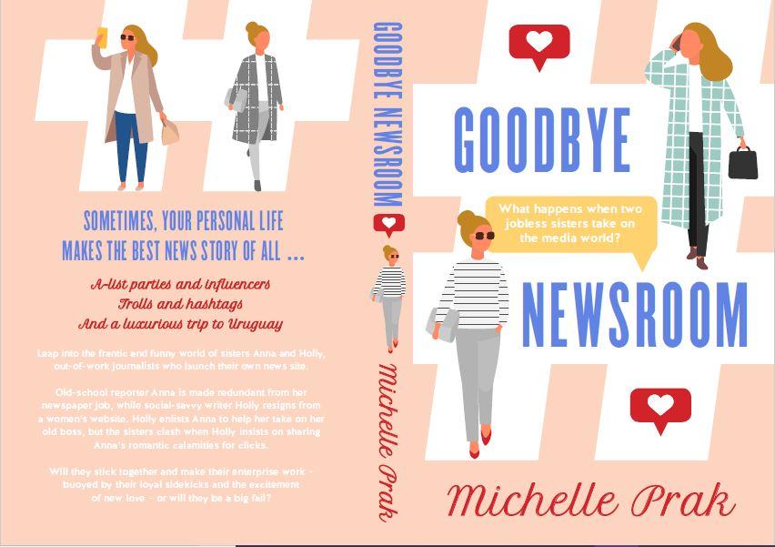 Goodbye Newsroom full cover