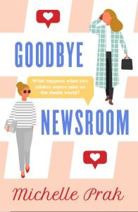 Cover, Goodbye Newsroom