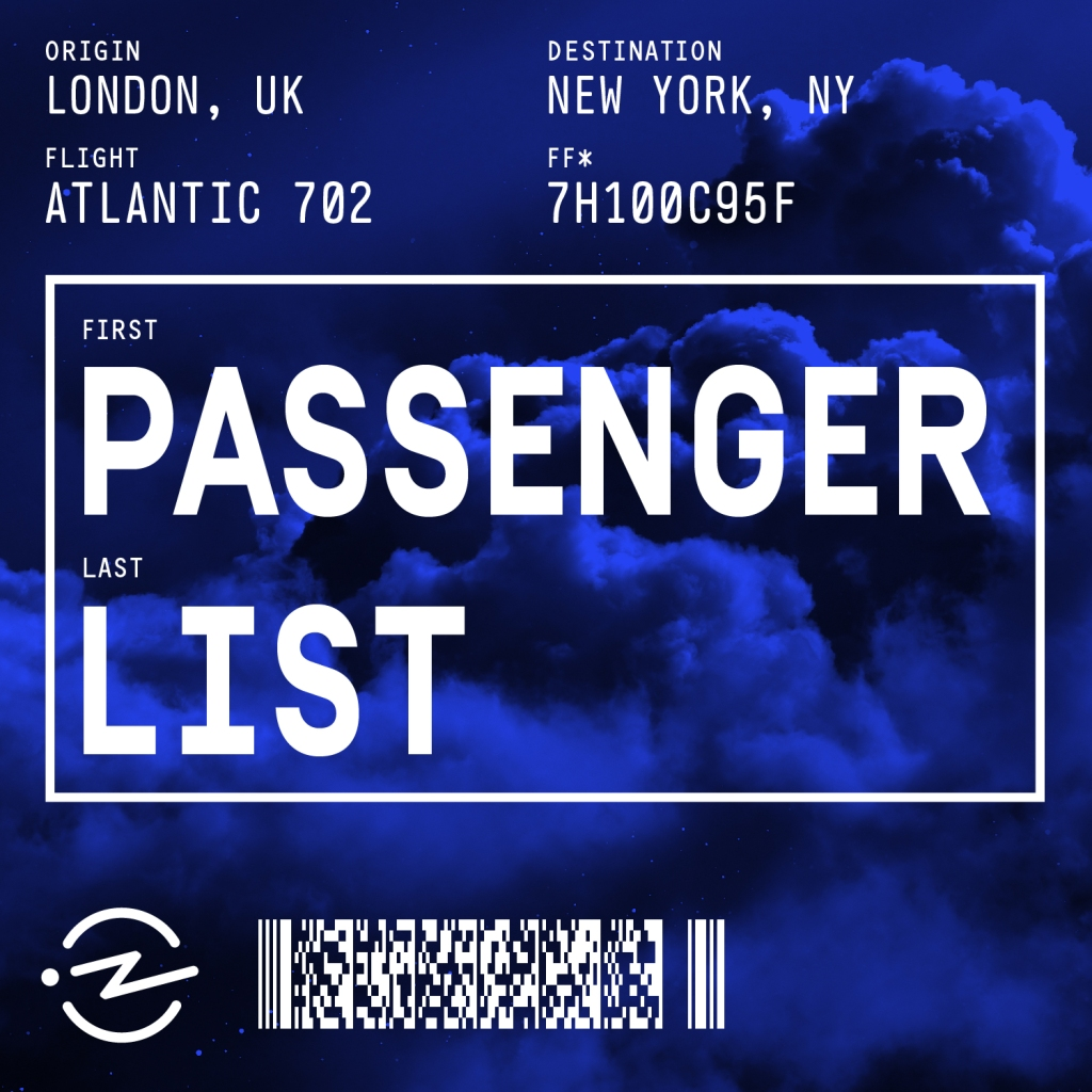 The Passenger List podcast cover