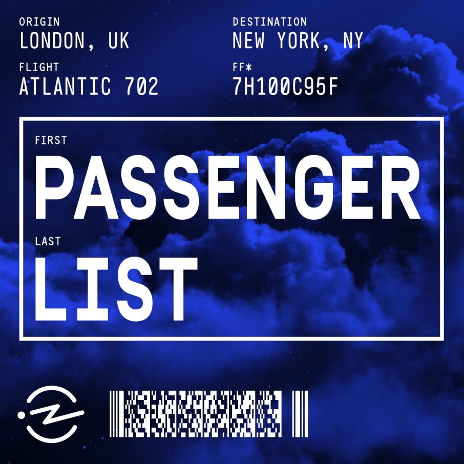 The Passenger List podcast cover