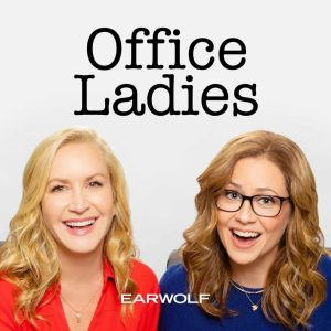 The Office Ladies podcast cover