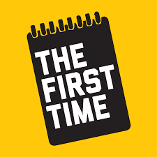 First Time Podcast logo