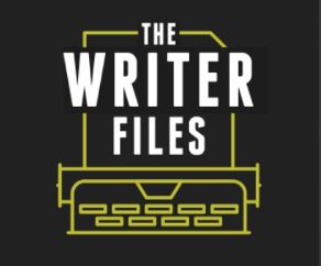 Writer Files podcast logo